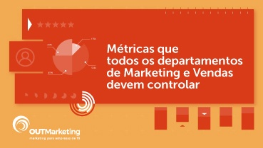 Metricas para Marketing e Vendas