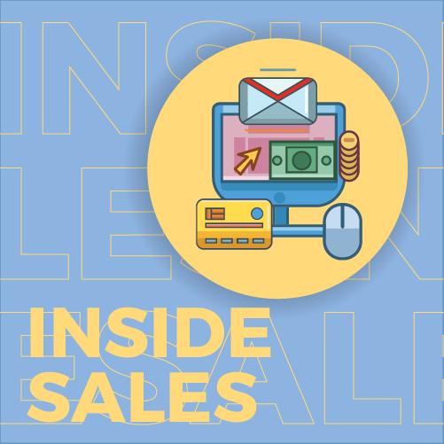Inside sales para Tecnologias de Informação