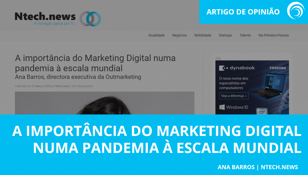 marketing digital em tempos de pandemia