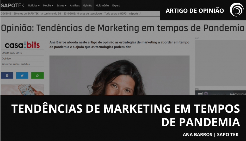 tendência de marketing