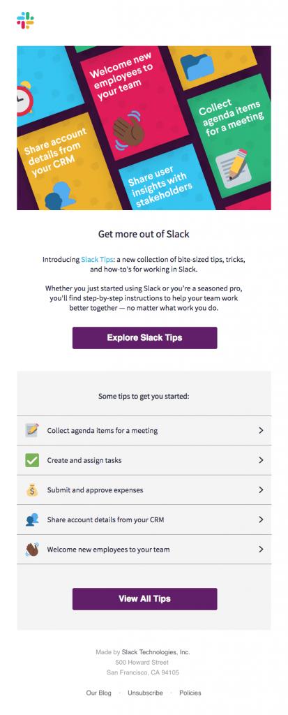 slack_email marketing