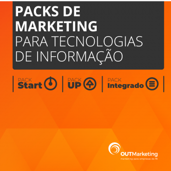 Packs de Serviços de Marketing